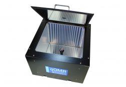 qOMR system for measuring optomotor response