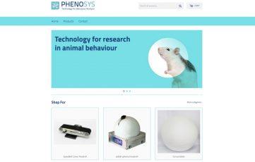 PhenoSys Online Store