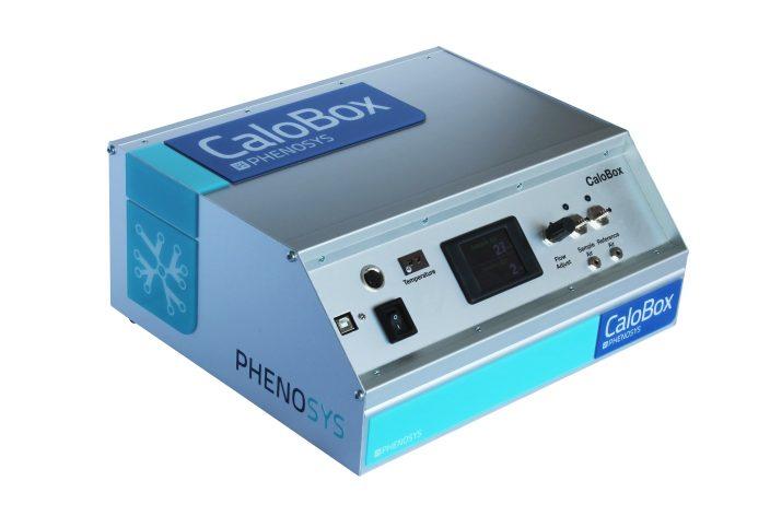CaloBox - System for indirect calorimetry